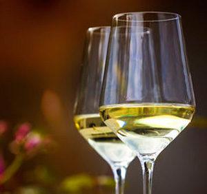 Histamingeprüfter Weißwein trocken